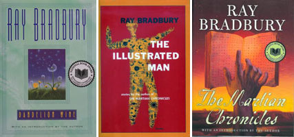 Bradbury_BookCovers