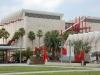 Broad Contemporary Art Museum (BCAM) - Rear Exterior